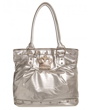 Large Crown Inspired Tote